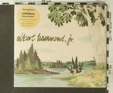 Hammond Jr.,Albert: Yours To Keep,Digi, FS-New, RoughTrade(), EU, 2006 - CD - 95445 - 7,50 Euro