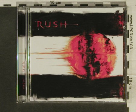 Rush: Vapor Trails, Atlantic(), D, 2002 - CD - 95450 - 10,00 Euro