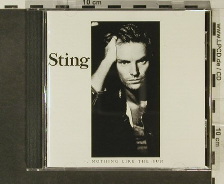 Sting: ...Nothing Like The Sun, AM(), D, 1987 - CD - 95461 - 10,00 Euro