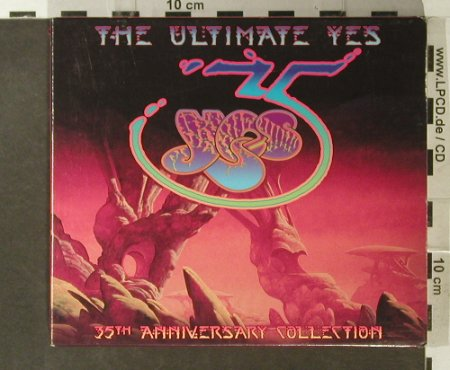 Yes: The Ultimate Yes 35th Anniversary C, Warner(), D, 2003 - 2CD - 95477 - 11,50 Euro