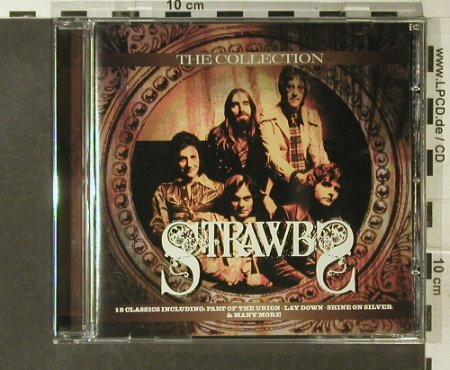Strawbs: The Collection, 18 Tr., Spectrum(544 706-2), EU, 2002 - CD - 95483 - 10,00 Euro