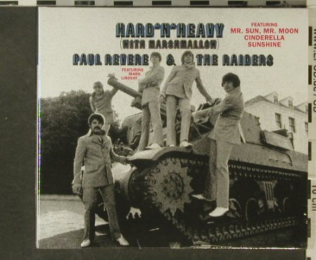 Revere,Paul & the Raiders: Hard'n'Heavy, Repertoire(REP 4999), D, 2003 - CD - 95519 - 11,50 Euro