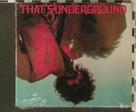 V.A.That's Underground(70): 10 Tr., Digi, FS-New, Repertoire(RES 2327), D, 2005 - CD - 95522 - 7,50 Euro