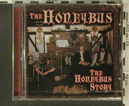 Honeybus: The Honeybus Story,25Tr., Repertoire(), D, 1999 - CD - 95523 - 12,50 Euro