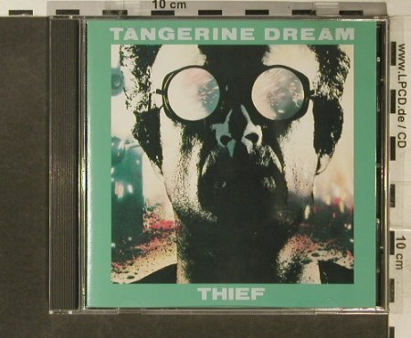 Tangerine Dream: Thief, Virgin(CDV 2198), D, 1981 - CD - 95534 - 11,50 Euro