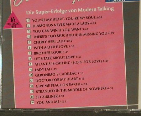 Modern Talking: The Modern Talking Story, Club-Ed., Hansa(17 231 2), D,  - CD - 95538 - 12,50 Euro