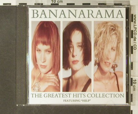 Bananarama: Greatest Hits Collection, 19 Tr., London(828 147-2), EU, 1988 - CD - 95540 - 10,00 Euro