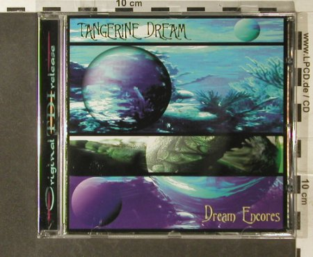Tangerine Dream: Dream Encores (yello), TDI(004), D,  - CD - 95551 - 10,00 Euro