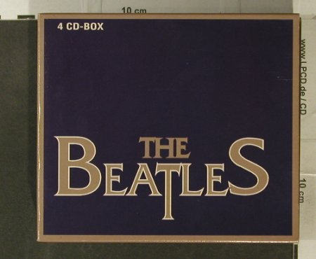 Beatles: Same, 4 CD Box, Universe(UN 44 001), D, 1992 - 4CD - 95686 - 12,50 Euro
