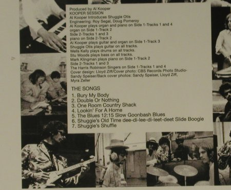 Kooper Session: Al Kooper Introd.Shuggie Otis,Digi, Repertoire(RES 2336), D FS-New, 2007 - CD - 95687 - 10,00 Euro