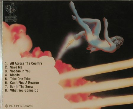 Atomic Rooster: Nice'n'Greasy(73), FS-New, Repertoire(RR 4134-WZ), D, 1991 - CD - 95698 - 10,00 Euro