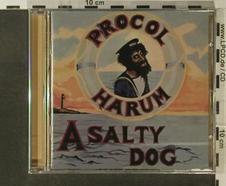 Procol Harum: A Salty Dog, FS-New, Repertoire(REP 4668), D, 1969 - CD - 95704 - 10,00 Euro