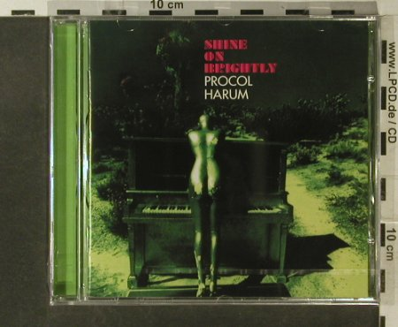Procol Harum: Shine On Brightly (68), FS-New, Repertoire(REP 4667), D, 1997 - CD - 95705 - 10,00 Euro