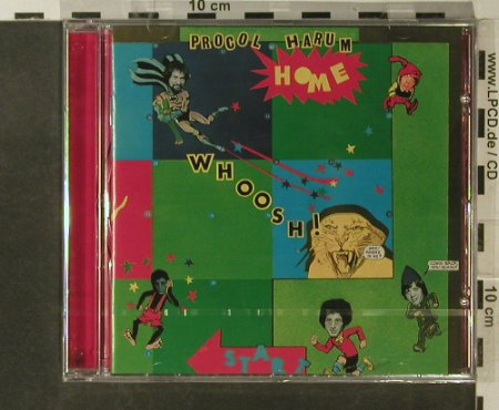 Procol Harum: Home(70), FS-New, Repertoire(REP 4669), D, 1997 - CD - 95706 - 10,00 Euro