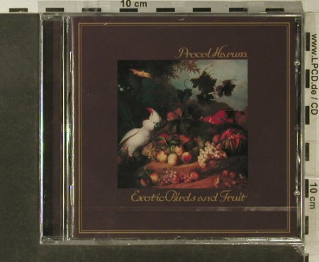 Procol Harum: Exotic Birds And Fruit(74), FS-New, Repertoire(REP 4917), D, 2000 - CD - 95707 - 10,00 Euro