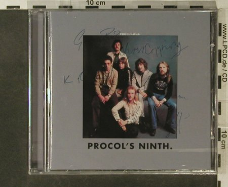 Procol Harum: Procol's Ninth(75), FS-New, Repertoire(REP 4919), D, 2000 - CD - 95708 - 10,00 Euro
