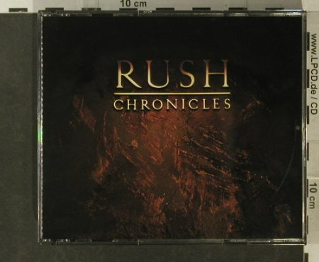 Rush: Chronicles, Vertigo(838 936-2), US, 1990 - 2CD - 95716 - 10,00 Euro