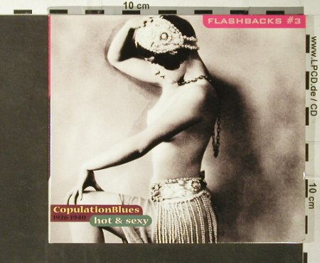 V.A.Flashbacks #3: CopulationBlues,1926-1940, Digi, Indigo(), D, 2000 - CD - 95722 - 7,50 Euro