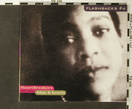 V.A.Flashbacks #4: Heart Breakers,Blue&lonely1927-46, Indigo(), D, Digi, 2000 - CD - 95723 - 7,50 Euro