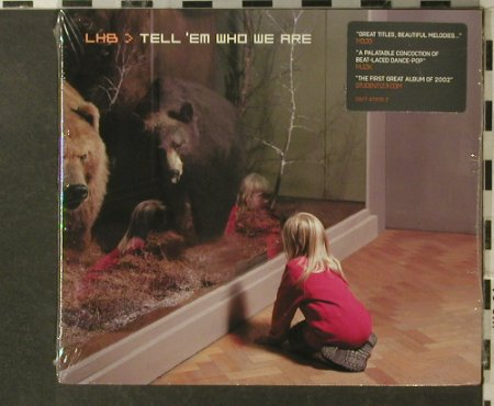 LHB: Tell'em Who We Are, Digi, FS-New, Telstar(), D, 02 - CD - 95729 - 7,50 Euro