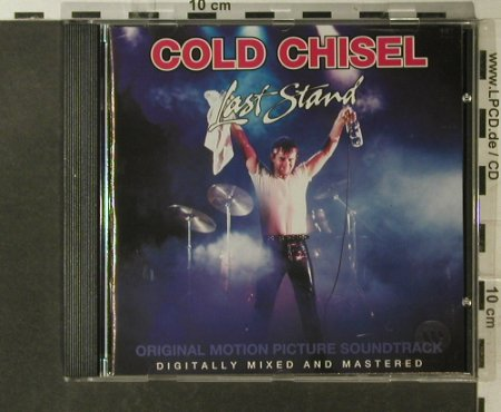 Cold Chisel: Last Stand (Soundtrack), EW(4509-90710-2), D, 1992 - CD - 95767 - 7,50 Euro