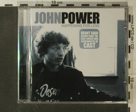 Power,John: Happening For Love, FS-New, Eagle(EAGCD 249), D, 2003 - CD - 95867 - 7,50 Euro