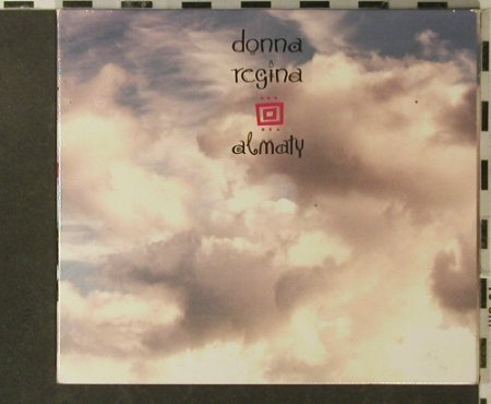 Regina,Donna: Almaty, Digi, Strange Ways Records(47), D, 1993 - CD - 95881 - 5,00 Euro