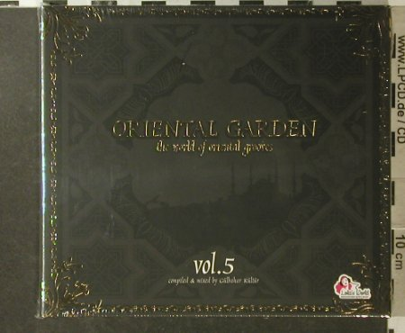 V.A.Oriental Garden Vol.5: 37 Tr., Digi, FS-New, Lola's World(cts0001052), EU, 2007 - 2CD - 95900 - 11,50 Euro