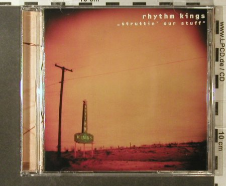Rhythm Kings: Struttin'our Stuff, 12 Tr., RCA(), D, 1997 - CD - 95924 - 10,00 Euro