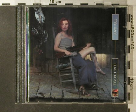 Amos,Tori: Boys For Pele,Special Ed.,18Tr., EW(), D, 1996 - CD - 95953 - 10,00 Euro