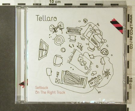 Tellaro: Setback on the Right Track, FS-New, 2nd. Rec(), , 2005 - CD - 95975 - 10,00 Euro