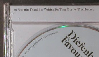 Diefenbach: Favourite Friend+2, FS-New, Wall Of Sound(), , 2005 - CD5inch - 95983 - 4,00 Euro