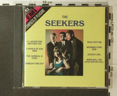 Seekers: Same, 23 Tr, EMI(), UK, 1989 - CD - 96010 - 10,00 Euro