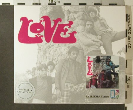 Love: Same, 30 Tr., Elektra(), D, 2001 - CD - 96015 - 10,00 Euro