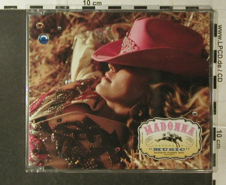 Madonna: Music*4, Maverick(9362 44898), D, 2000 - CD5inch - 96067 - 3,00 Euro
