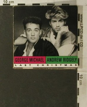 Michael,George & A.Ridgely: Last Christmas*2+1, Epic(653 185 3), NL, 1984 - CD3inch - 96134 - 4,00 Euro