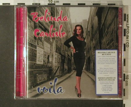 Carlisle,Belinda: Voila, FS-New ( french pop songs), Ryko(), EU, 2007 - CD - 96151 - 10,00 Euro