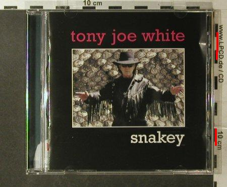White,Tony Joe: Your Link to the Swamps, m /vg+, Munich Rec.(MRCD 241), NL, 2003 - CD - 96203 - 10,00 Euro