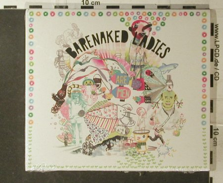Barenaked Ladies: Are Me, FS-New, Deperaton Rec.(3 06802), EU, 2007 - CD - 96216 - 10,00 Euro