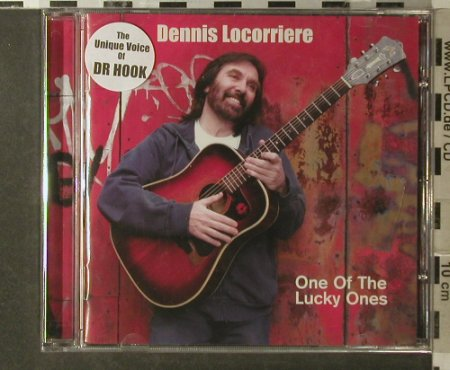 Locorriere,Dennis (Dr.Hook): One of the Lucky Ones, FS-New, Track Record(TRA1052), UK, 2005 - CD - 96228 - 10,00 Euro