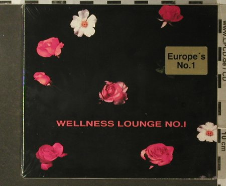 V.A.Wellness Lounge No.1: 19 Tr., Digi, FS-New, Electric Lounge(el2009), EU, 2002 - 2CD - 96229 - 12,50 Euro