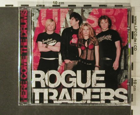 Rogue Traders: Here Come The Drums, FS-New, Columbia(), EU, 2006 - CD - 96248 - 7,50 Euro