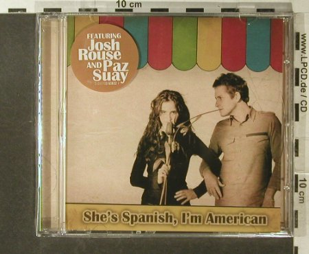She's Spanish, I'm American: Car Crash+4,EP,  FS-New, Bedroom(), , 2007 - CD - 96274 - 5,00 Euro