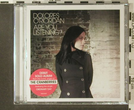 O'Riordan,Dolores: Are You Listening?, FS-New, Sanctuary(), EU, 2007 - CD - 96313 - 10,00 Euro