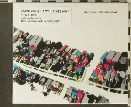 Cole,Lloyd: Antidepressant, FS-New, Sanctuary(SANcd429), , 2006 - CD - 96316 - 11,50 Euro