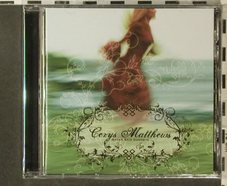 Matthews,Cerys: Never Said Goodbye, FS-New, Rough Trade(RTRADcd227), , 2006 - CD - 96321 - 10,00 Euro