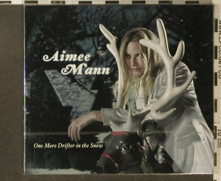 Mann,Aimee: One More Drifter In The Snow, Digi, Superego Rec.(VVR1043968), EU,FS-New, 2006 - CD - 96345 - 10,00 Euro