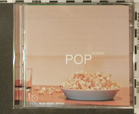 V.A.Pop Songs: 24 Tr., Sony(), A, 99 - 2CD - 96347 - 7,50 Euro