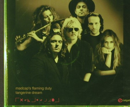 Tangerine Dream: Madcap's Flaming Duty, FS-New, e@stgate(), , 2007 - CD - 96383 - 11,50 Euro