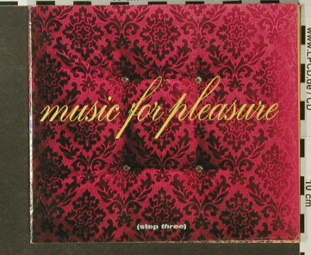 V.A.Music For Pleasure: 18 Tr.Promo,Digi, Phonogram(522 679-2), D, 1994 - CD - 96446 - 7,50 Euro